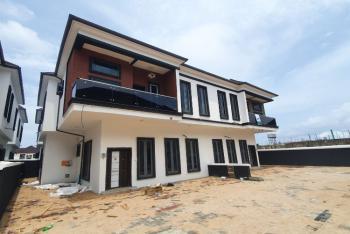 Tastefully Finished Newly Built 4 Bedroom Semi-detached Duplex, Chevron Tollgate, Ibeju Lekki, Lagos, Semi-detached Duplex for Sale