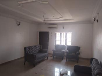 Spacious and Fully Serviced 2 Bedrooms in an Estate, in an Estate, Utako, Abuja, Flat for Rent