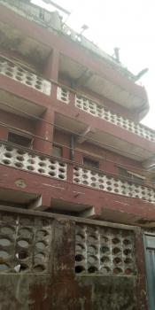 Three Stores Building, Odunife Street, Ebute Metta West, Yaba, Lagos, Block of Flats for Sale