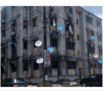 2 Bedroom Flat in a Block of Flat.(middle Floor), Alimosho Street, Dolphin Estate, Ikoyi, Lagos, Flat for Sale