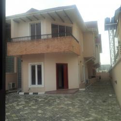 Spacious Newly Built Duplex, Oniru, Victoria Island (VI), Lagos, 4 bedroom, 5 toilets Semi-detached Duplex for Sale