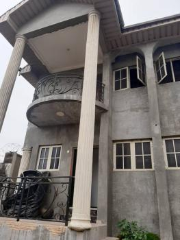 Lovely 4 Bedrooms Fully Detached Duplex in an Estate, College Road, Ogba, Ikeja, Lagos, Detached Duplex for Sale