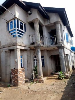 4 Bedroom Duplex in an Area Not Too Far From The Major Road, Command Road, Ipaja, Lagos, Detached Duplex for Sale