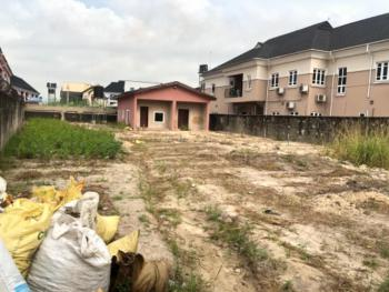 756sqm (fenced and Dry) Land, Infinity Estate, Ajah, Lagos, Residential Land for Sale