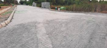 Serene Residential Estate, Located Beside Coo, Sharing Boundary with Cooperative Villa Estate, Badore, Ajah, Lagos, Residential Land for Sale