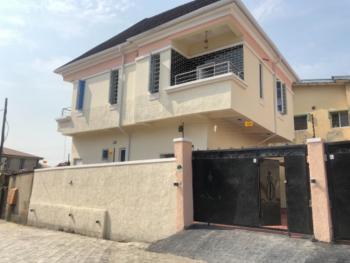 3 Bedroom Detached Duplex with Bq, Thomas Estate, Ajah, Lagos, Detached Duplex for Sale
