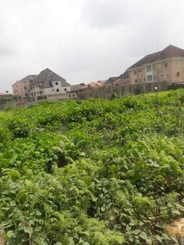 Half Plot in a Serene and Secured Eatate Cloae to Major Road, Peace Estate, Ago Palace, Isolo, Lagos, Residential Land for Sale