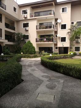 a Serviced Three 3 Bedroom with Bq Swimming Pool Gym 22hrs Light, Off Eko Street, Parkview, Ikoyi, Lagos, Flat for Rent