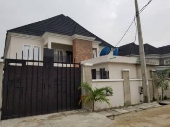 4 Bedroom Semi Detached (distressed), By Blenco Supermarket Sangotedo, Sangotedo, Ajah, Lagos, Semi-detached Duplex for Sale