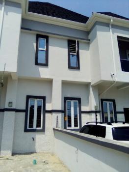 a Tastefully Finished Newly Built 4 Bedroom Flat with a Bq, Lekki Phase 2, Lekki, Lagos, Semi-detached Duplex for Rent