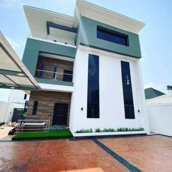 Luxury Executive 5 Bedroom Detached Duplex with Swimming Pool, Gbalajam Woji New Layout, Peter Odili Extension, Woji, Port Harcourt, Rivers, Detached Duplex for Sale