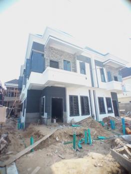 Luxury 4 Bedrooms Duplex with 1 Room Bq in a Serene Environment, Spring Bay Estate, Ikate Elegushi, Lekki, Lagos, Semi-detached Duplex for Sale
