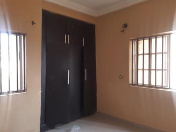 Clean 3 Bedroom Flat with Bq, Utako, Abuja, Flat for Rent