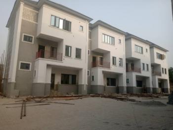 Luxury 4 Bedroom Terrace Duplex, Off Ibb Way., Maitama District, Abuja, Terraced Duplex for Sale