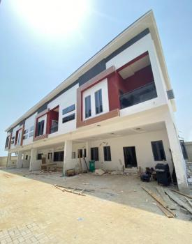 Luxury and Fully Serviced 4 Bedroom Terrace, 2nd Toll Gate, Lekki, Lagos, Terraced Duplex for Sale