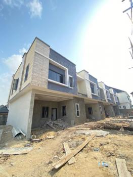 Luxury and Fully Serviced 4 Bedroom Terrace, Ikota, Lekki, Lagos, Terraced Duplex for Sale