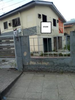 Four Bedroom Detached House on Land Measuring 400 Square Meters, South West, Banana Island, Ikoyi, Lagos, Office Space for Sale