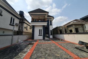 Charming Newly Built 5 Bedroom Detached House with Bq, Ajah, Lagos, Detached Duplex for Sale