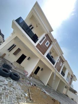 4 Bedrooms Terrace Duplex with Pool & Gym, Ikota, Lekki, Lagos, Terraced Duplex for Sale
