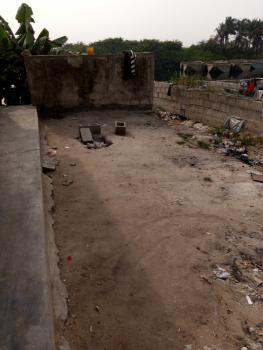 12 By 60ft of Land, Off Greenfield Estate, Canal Drive, Ago Palace, Isolo, Lagos, Residential Land for Sale
