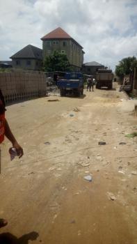 One Plot  Plus Half Plot of Land, White House Bus Stop at Alaba International Market, Alaba, Ojo, Lagos, Mixed-use Land for Sale
