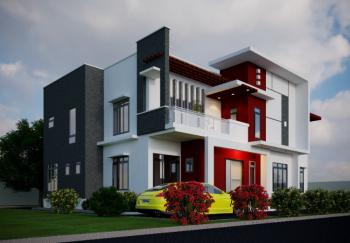 4 Bedroom Fully Detached Duplex +bq, Paradise Estate Road By Brains and Harmers, Life Camp, Abuja, Detached Duplex for Sale