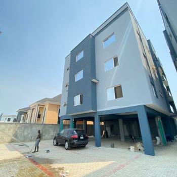Luxury 3 Bedroom Apartment with Excellent Facilities, Second Toll Gate, Lekki Phase 2, Lekki, Lagos, Block of Flats for Sale