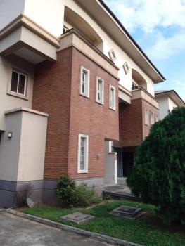 3 Bedrooms  Terraces Duplex  All Rooms En-suite with a Room Bq, Banana Island, Ikoyi, Lagos, Terraced Duplex for Sale