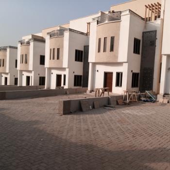 a Luxurious 4 Bedroom Terrace Duplex, Mabushi, Abuja, Terraced Duplex for Sale