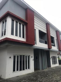 Testifully Finished Brand New Serviced 4 Bedroom, Lekki Phase 2, Lekki, Lagos, Semi-detached Duplex for Rent