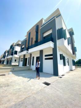 Five Bedroom Semi Detached Duplex, Lafiaji, Lekki, Lagos, Semi-detached Duplex for Sale