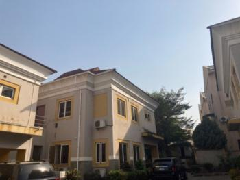 Decent 4 Bedroom Duplex, Maitama District, Abuja, Detached Duplex for Rent