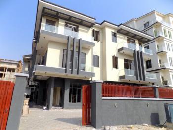 Newly House Clean 5 Bedrooms Semi Detached Duplex with Bq in an Estate, Oniru Estate, Victoria Island (vi), Lagos, Semi-detached Duplex for Sale