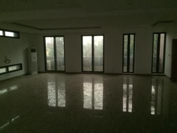 Expatriate Standard 4 Bedrooms Maisonette with a Room Bq, Shonibare Estate, Maryland, Lagos, Flat for Rent