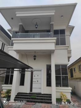 5 Bedroom Fully Detached House on 400sqm, Canal West Estate, Osapa, Lekki, Lagos, Detached Duplex for Sale
