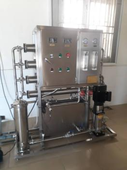 Newly Built Pure Water Factory, Zuba, Abuja, Factory for Sale