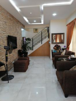 Luxury & Fully Furnished 4 Bedrooms House with Lofty Gardens, Victoria Gardens Estate, Vgc, Lekki, Lagos, Semi-detached Duplex for Rent