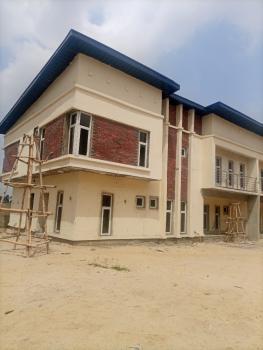 Spacious 4 Bedroom Semi Detached Duplex + Bq, Green Park Estate, Abijo, Lekki, Lagos, Detached Duplex for Sale