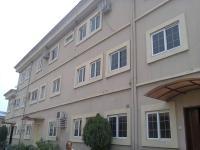 Serviced and Well Spacious 3br Flat + 1rm Bq with Ac,gym, Garden, Water Treatment Plant, Intercom Etc @ Juli Estate, Oregun, Ikeja, Lagos, Flat for Rent