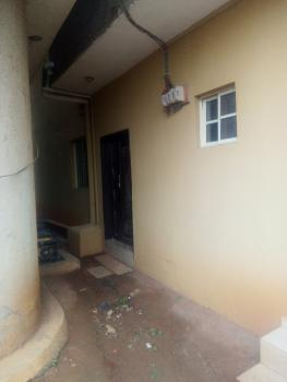 Neat and Decent Minflat Not Far From The Major Road Leading to Express, Okunola, Egbeda, Alimosho, Lagos, Mini Flat for Rent