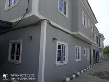 Luxury 2 Bedroom New House, By Irawo Owuro Estate Abijon Gra Rain Oil, Abijo, Lekki, Lagos, Flat for Rent