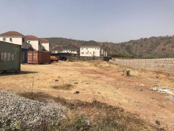Fenced & Strategic Residential Landuse with C of O, Diplomatic Zone, Katampe Extension, Katampe, Abuja, Residential Land for Sale