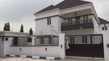 Fully Detached Duplex with Bq 5 Bedrroom, United Estate, Sangotedo, Ajah, Lagos, Detached Duplex for Sale