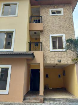 4 Bedrooms Serviced Terraced House with 1 Room Bq, Lekki Phase 1, Lekki, Lagos, Terraced Duplex for Rent