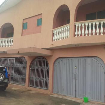 5 Bedrooms Fully Detached Duplex with 2 Units of 3 Bedrooms Flat, Bucknor Estate, Isolo, Lagos, Detached Duplex for Sale