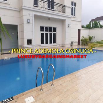 Prince Ademola Osinuga Fresh Executuve 3 Bedroom Apartment, Banana Island, Ikoyi, Lagos, Flat for Rent