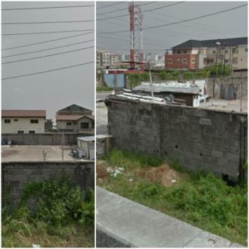 Fenced Cornerpiece Plot of Land - Approx 1,130sqm in Area., Dele Ogunbowale Street, Lekki Phase 1, Lekki, Lagos, Residential Land for Sale