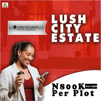 Residential Land, Ilara, Epe, Lagos, Residential Land for Sale