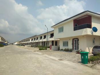 3 Bedroom Terrace Duplex, Meridian Park Estate Ajah, Awoyaya, Ibeju Lekki, Lagos, Terraced Duplex for Rent