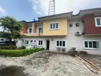 Luxury 4 Bedrooms Terrace Duplex with Excellent Facilities, Ikate,by Nicon Town, Lekki Phase 1, Lekki, Lagos, Terraced Duplex for Rent